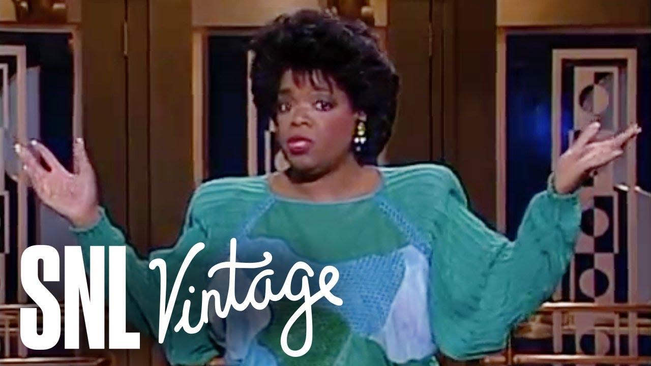 Monologue Oprah Winfrey On The Oscars Snl You Color Purple