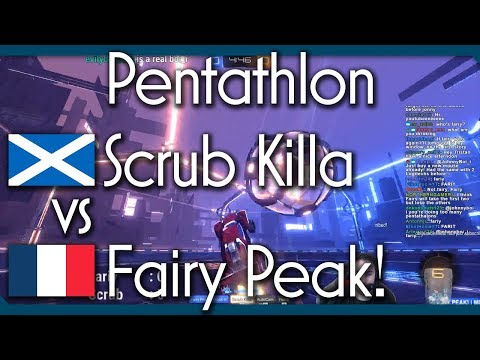 Can Scrub Killa Stop Fairy Peak in Pentathlon?
