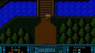 Dungeon Explorer 2 (TURBOGRAFX_CD) Part 1 Nelf