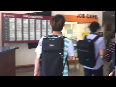 Sejong University Tour