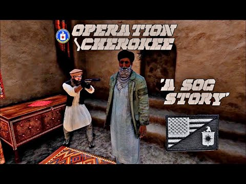 Operation: Cherokee | HVT: Khaalid Al-Afri Ahsan | CIA SAD/SOG | Arma 3 Gameplay