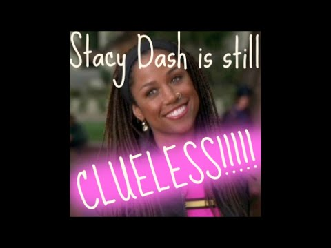 *Crystal Chronicles* Stacy Dash Is Still CLUELESS!!!