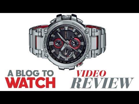 Casio G-Shock MT-G MTGB1000D-1A Watch Review | aBlogtoWatch