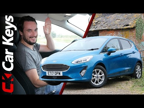 2017 Ford Fiesta Zetec Review – Is Britain's Favourite Small Car Still The Best? – Car Keys