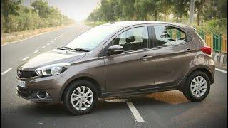 Tata tiago revotron XM detailed review with on road price & milege