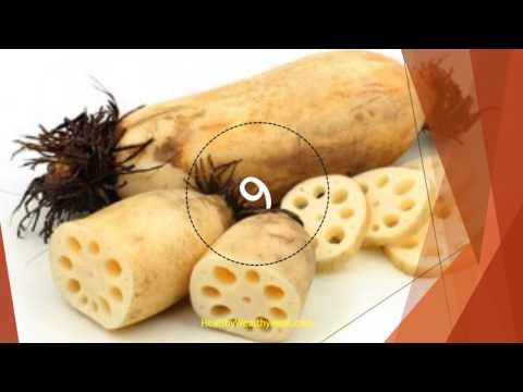 Top 10 Health Benefits of Lotus Root | Healthy Wealthy Tips