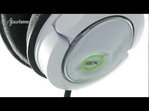 Sharkoon X-Tatic SP & X-Tatic SX Gaming Headset BY: CompuExpert