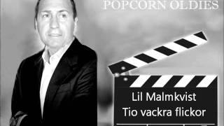 Lil Malmkvist - Tio vackra flickor ( Rare)
