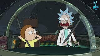 Лучшие и смешные моменты! Рик и Морти Сезон 3 часть 6!