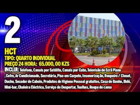 5 Hotéis Mais Caros de Luanda | CANAL 82- ANGOLA |