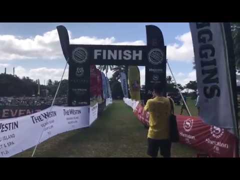 Fiji International Triathlon 2017