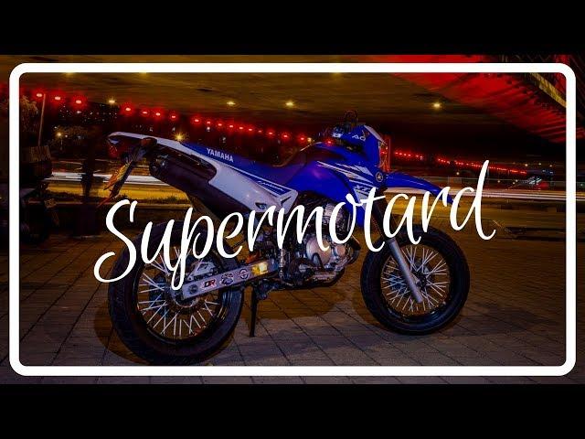 Yamaha xtz250 SUPERMOTARD