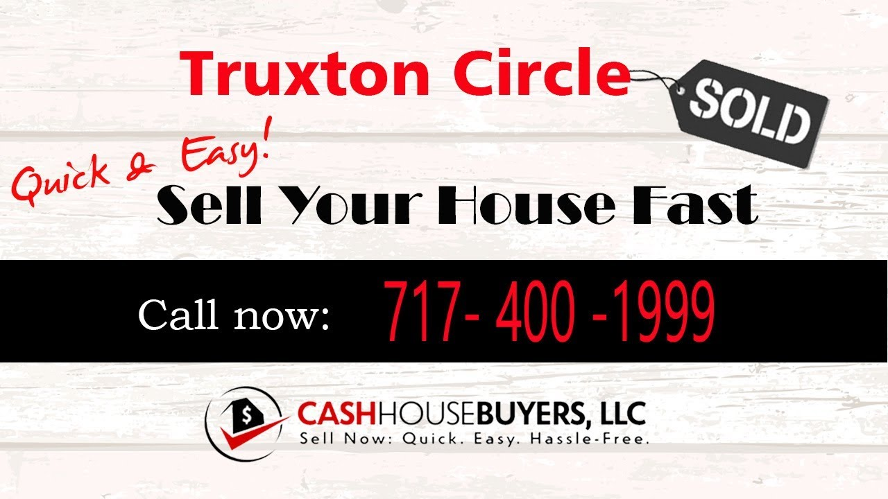HOW IT WORKS We Buy Houses Truxton Circle Washington DC | CALL 717 400 1999 | Sell Your House Fast