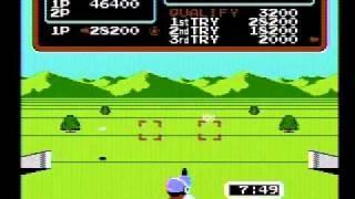 Track & Field (NES): Skeet Shooting - Perfect score / No Misses