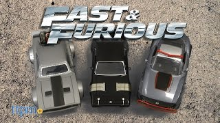 Fast & Furious Dom's Ice Charger, Dom's Plymouth GTX & Letty's Rally Fighter from Jada Toys