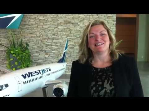 WestJet salutes women in aviation