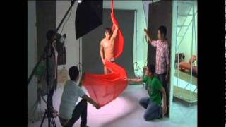Bench: Jake Cuenca for Trio Scents BTS