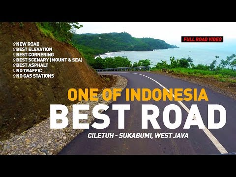 The Best New Roads in Indonesia - Ciletuh Sukabumi