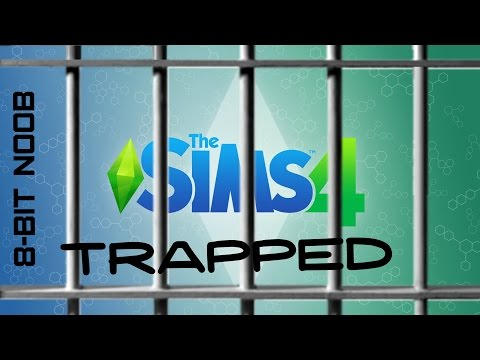 Sims 4 TRAPPED #3 | No Technology