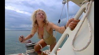 The Thunder rolls... Lightning strikes Sailboat | Sailing Zingaro EP24
