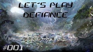 Let´s Play Defiance - #001 - Aller Anfang ist schwer [Deutsch/HD]