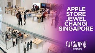 Gambar cover Apple Store Jewel Changi sudah dibuka! #FreshnyaSmashpop   smashpop