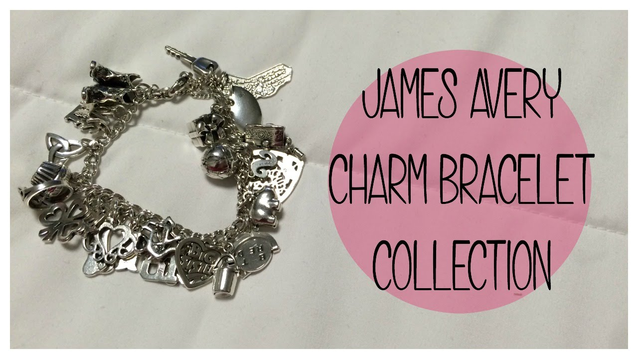James Avery Charm Collection Youtube