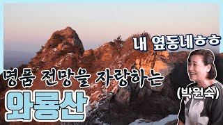 산, 바다를 품다 - 와룡산 (feat. 박원숙 옆동네…