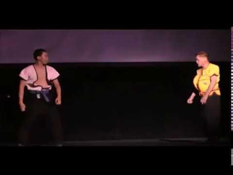 Shuai Jiao Performance with Chi-hsiu D. Weng, Ph.D (翁啟修)
