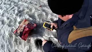 Поиск рыбы с помощью эхолота.(В этом видео показаны моменты зимней рыбалки , а также поиск рыбы с помощью эхолота , в этот утренний весенни..., 2016-03-27T10:47:24.000Z)