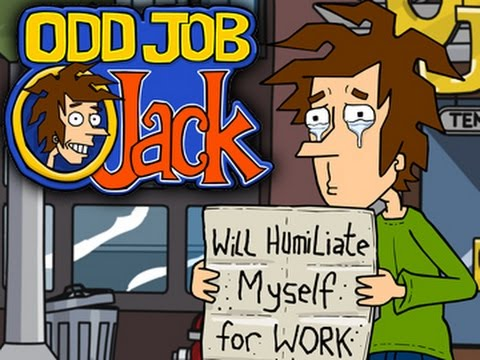 Odd Job Jack - Episodes 13