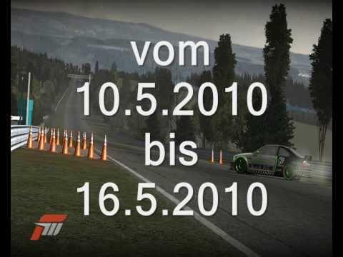 Forza 3 - Nürburgring Driftsession No. 1 10.5. - 16.5.2010