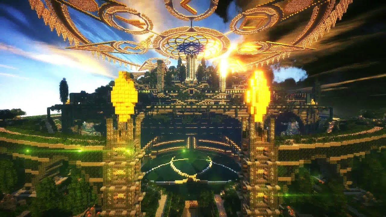 Minecraft TOP 10 Builds (April) - All Downloadable
