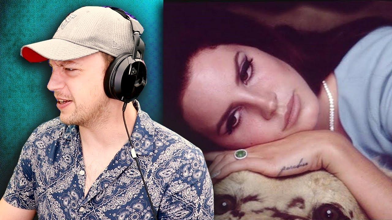 Lana Del Rey National Anthem Music Video Reaction Youtube
