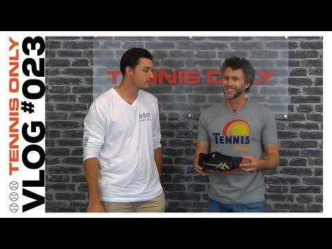 Tennis Only + Playtester Picks (Best Tennis Racquets & Shoes In Australia) -- VLOG #23 🇦🇺