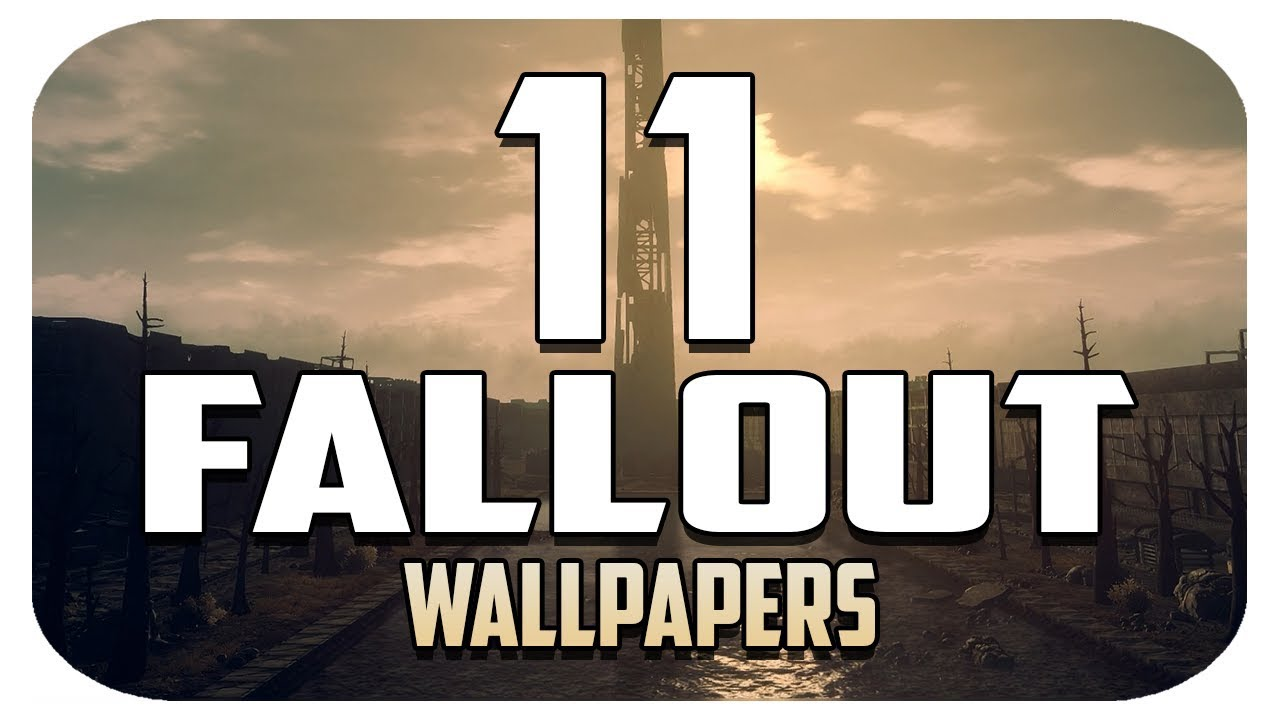 11 Best Fallout Wallpaper Engine Wallpapers | Gaming, Calm, Cloudy, Wet, etc.