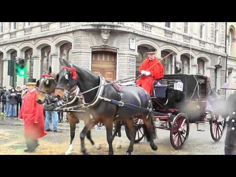 The Lord Mayor's Show 2015 - London