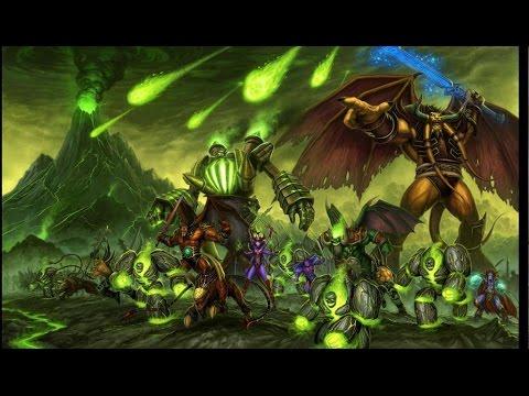 Lore Episode : Burning Legion Origin