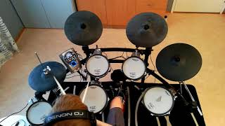 Blondie - Heart of Glass (Drum Cover)