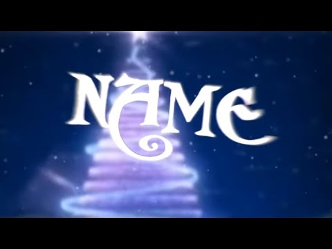free christmas intro template #198 sony vegas pro - youtube, Powerpoint templates