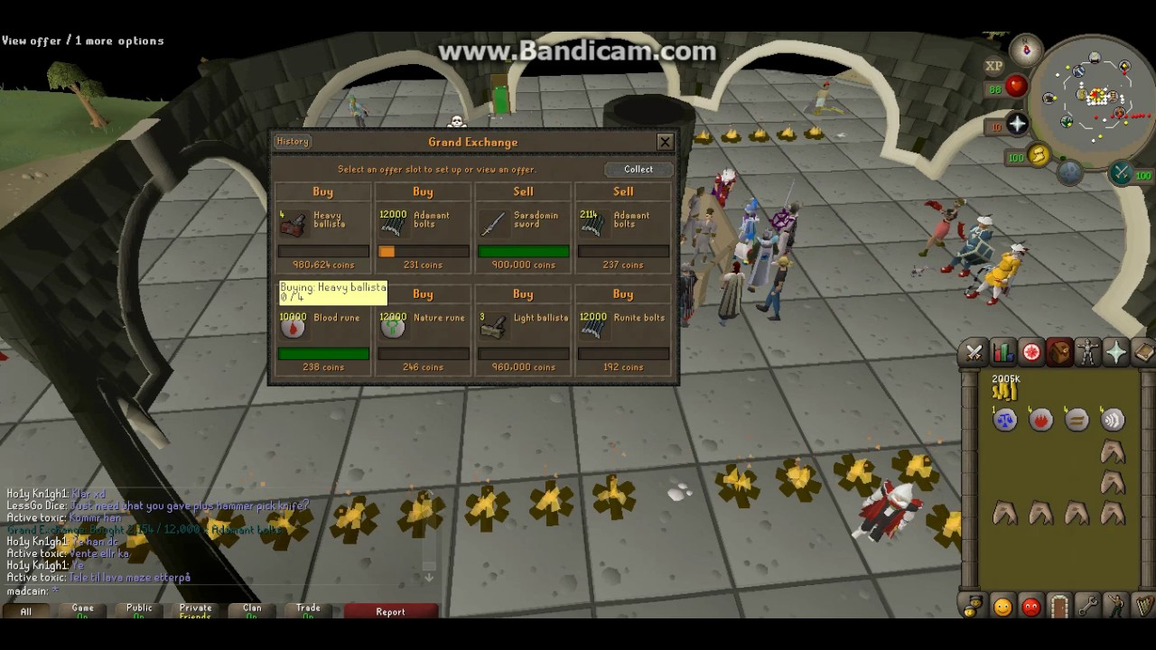 Old School Runescape Flipping guide 2017