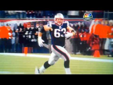 Dan Connolly (Patriots) Epic Kickoff Return (in slo-mo)