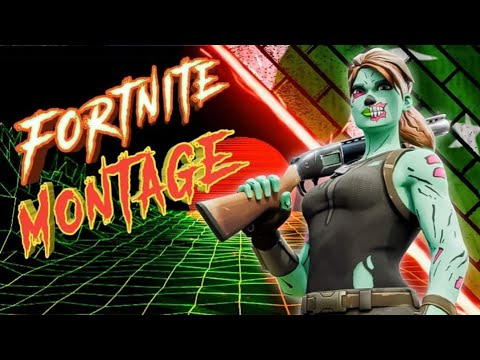 Fortnite BETTER NOW montage-Post Malone