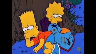 The Simpsons Bart vs. Lisa vs. the Third Grade part 5