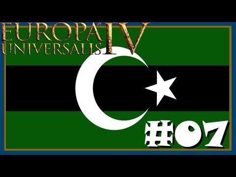 Europa Universalis IV - Rebuilding Empires: Umayyad Caliphate   Pushing Through Armenia   Part 7
