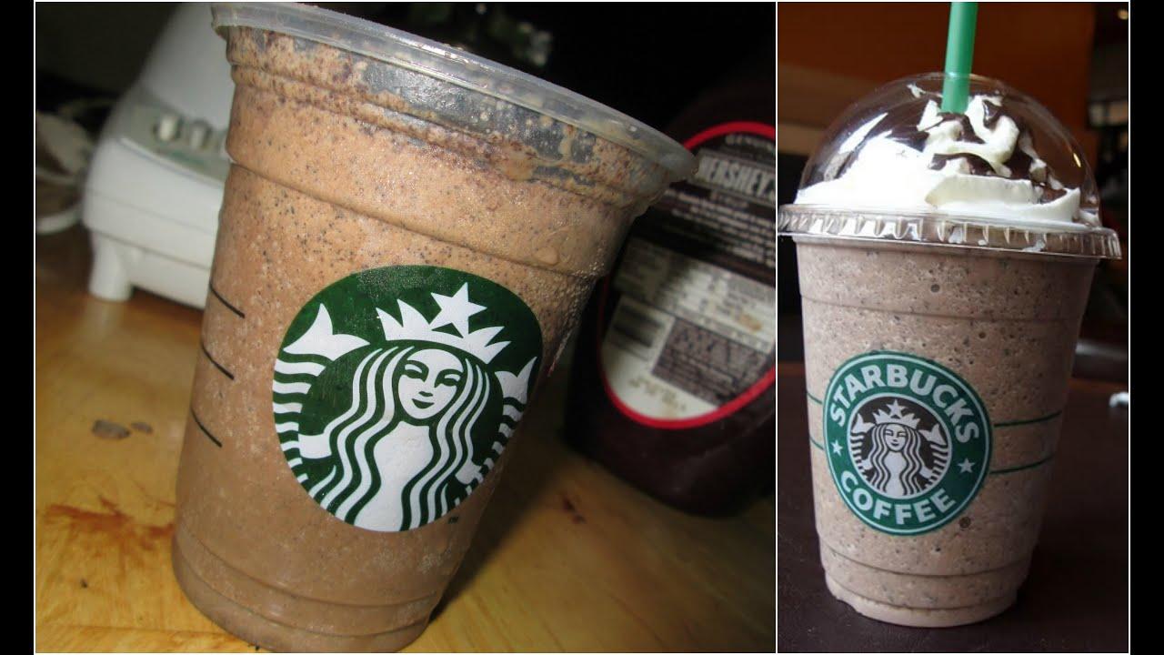 DIY Starbucks Java Chip Frappuccino