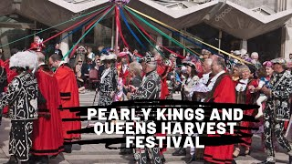 Pearly Kings and Queens Harvest Festival 2018
