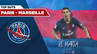 VIDEO: TOP BUTS : LES CLASSIQUES - PARIS SAINT-GERMAIN vs MARSEILLE