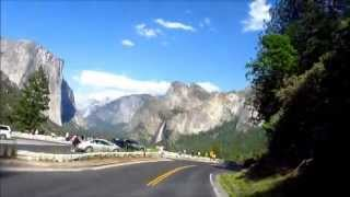 Wawona Tunnel & Views