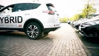 360 Grad Kamera - sicher und kinderleicht einparken mit Mr. Toyota